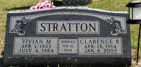 ROSEN STRATTON, VIVIAN MARIE - Minnehaha County, South Dakota | VIVIAN MARIE ROSEN STRATTON - South Dakota Gravestone Photos