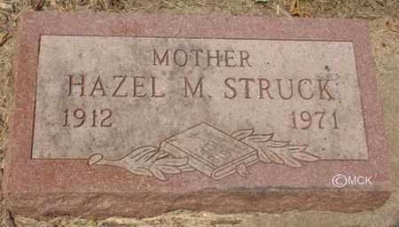 STRUCK, HAZEL M. - Minnehaha County, South Dakota | HAZEL M. STRUCK - South Dakota Gravestone Photos