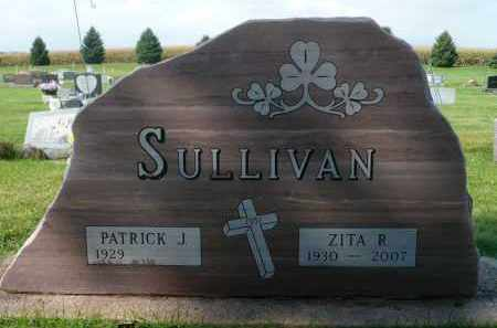 SULLIVAN, PATRICK J. - Minnehaha County, South Dakota | PATRICK J. SULLIVAN - South Dakota Gravestone Photos