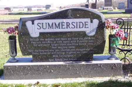 SUMMERSIDE, LORRAINE - Minnehaha County, South Dakota | LORRAINE SUMMERSIDE - South Dakota Gravestone Photos
