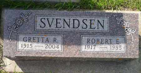 KRIER SVENDSEN, GRETTA R. - Minnehaha County, South Dakota | GRETTA R. KRIER SVENDSEN - South Dakota Gravestone Photos