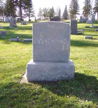 SVENDSEN, HOLGER - Minnehaha County, South Dakota | HOLGER SVENDSEN - South Dakota Gravestone Photos