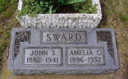 SWARD, AMELIA C. - Minnehaha County, South Dakota | AMELIA C. SWARD - South Dakota Gravestone Photos