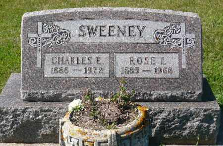 SWEENEY, CHARLES E. - Minnehaha County, South Dakota | CHARLES E. SWEENEY - South Dakota Gravestone Photos
