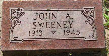 SWEENEY, JOHN A. - Minnehaha County, South Dakota   JOHN A. SWEENEY - South Dakota Gravestone Photos