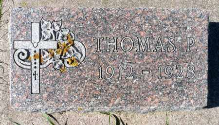 SWEENEY, THOMAS P. - Minnehaha County, South Dakota | THOMAS P. SWEENEY - South Dakota Gravestone Photos