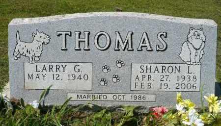 THOMAS, SHARON L. - Minnehaha County, South Dakota | SHARON L. THOMAS - South Dakota Gravestone Photos