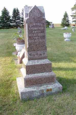 THOMPSON, CEMANTE - Minnehaha County, South Dakota | CEMANTE THOMPSON - South Dakota Gravestone Photos