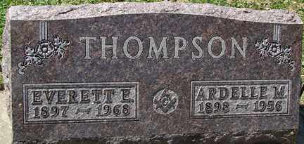 THOMPSON, ARDELLE M. - Minnehaha County, South Dakota | ARDELLE M. THOMPSON - South Dakota Gravestone Photos