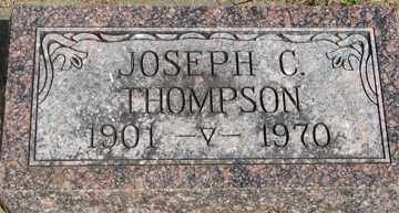 THOMPSON, JOSEPH C. - Minnehaha County, South Dakota | JOSEPH C. THOMPSON - South Dakota Gravestone Photos