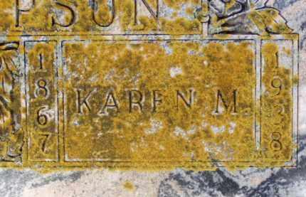 SKOTVOLD THOMPSON, KAREN MAE - Minnehaha County, South Dakota   KAREN MAE SKOTVOLD THOMPSON - South Dakota Gravestone Photos