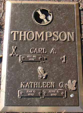 BARTLING THOMPSON, KATHLEEN G. - Minnehaha County, South Dakota | KATHLEEN G. BARTLING THOMPSON - South Dakota Gravestone Photos