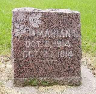 THOMPSON, MARIAN I. - Minnehaha County, South Dakota | MARIAN I. THOMPSON - South Dakota Gravestone Photos