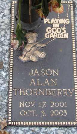 THORNBERRY, JASON ALAN - Minnehaha County, South Dakota | JASON ALAN THORNBERRY - South Dakota Gravestone Photos