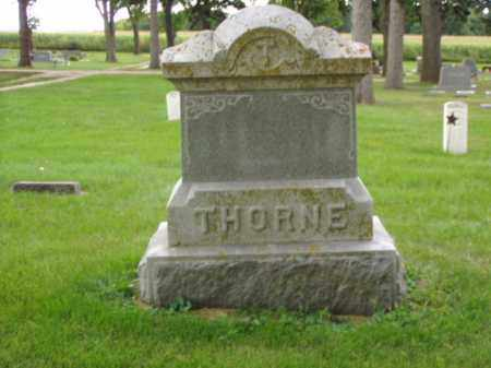 THORNE, MABEL M. - Minnehaha County, South Dakota | MABEL M. THORNE - South Dakota Gravestone Photos
