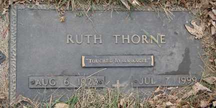 THORNE, RUTH - Minnehaha County, South Dakota | RUTH THORNE - South Dakota Gravestone Photos