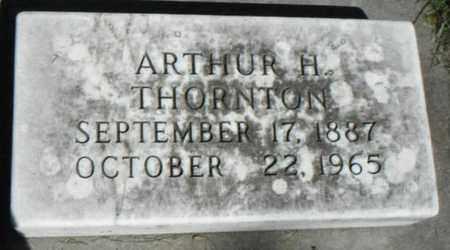 THORNTON, ARTHUR H. - Minnehaha County, South Dakota | ARTHUR H. THORNTON - South Dakota Gravestone Photos