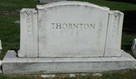 THORNTON, FAMILY STONE - Minnehaha County, South Dakota | FAMILY STONE THORNTON - South Dakota Gravestone Photos