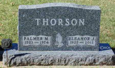THORSON, ELEANOR J. - Minnehaha County, South Dakota | ELEANOR J. THORSON - South Dakota Gravestone Photos