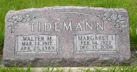 JOHNSON TIDEMANN, MARGARET ISABELLA - Minnehaha County, South Dakota   MARGARET ISABELLA JOHNSON TIDEMANN - South Dakota Gravestone Photos