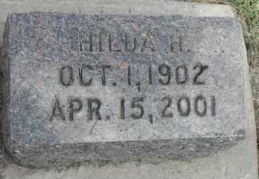 TIMMERMAN, HILDA HERMINE - Minnehaha County, South Dakota | HILDA HERMINE TIMMERMAN - South Dakota Gravestone Photos