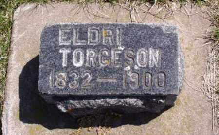 TORGENSON, ELDRI - Minnehaha County, South Dakota | ELDRI TORGENSON - South Dakota Gravestone Photos