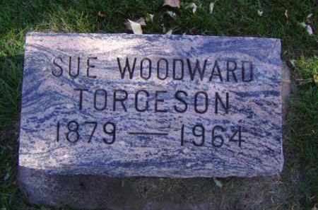 WOODWARD TORGESON, SUE - Minnehaha County, South Dakota | SUE WOODWARD TORGESON - South Dakota Gravestone Photos