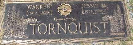 VORHEES TORNQUIST, JESSIE MAE - Minnehaha County, South Dakota | JESSIE MAE VORHEES TORNQUIST - South Dakota Gravestone Photos