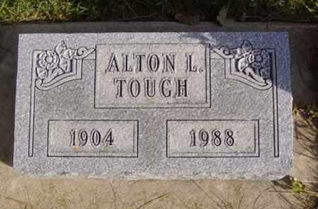 TOUGH, ALTON L. - Minnehaha County, South Dakota | ALTON L. TOUGH - South Dakota Gravestone Photos