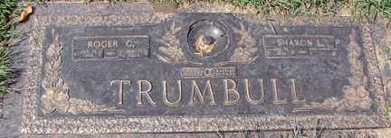 TRUMBULL, SHARON L. - Minnehaha County, South Dakota | SHARON L. TRUMBULL - South Dakota Gravestone Photos