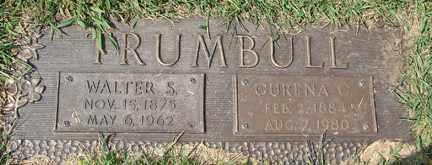 TRUMBULL, CURENA C. - Minnehaha County, South Dakota | CURENA C. TRUMBULL - South Dakota Gravestone Photos