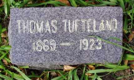 TUFTELAND, THOMAS - Minnehaha County, South Dakota | THOMAS TUFTELAND - South Dakota Gravestone Photos