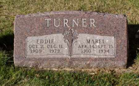 TYSTAD TURNER, MABEL - Minnehaha County, South Dakota | MABEL TYSTAD TURNER - South Dakota Gravestone Photos