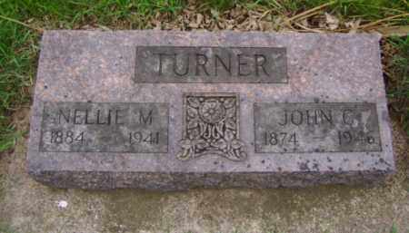 TURNER, JOHN CHARLES - Minnehaha County, South Dakota | JOHN CHARLES TURNER - South Dakota Gravestone Photos