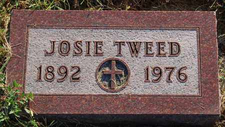 TWEED, JOSIE - Minnehaha County, South Dakota | JOSIE TWEED - South Dakota Gravestone Photos