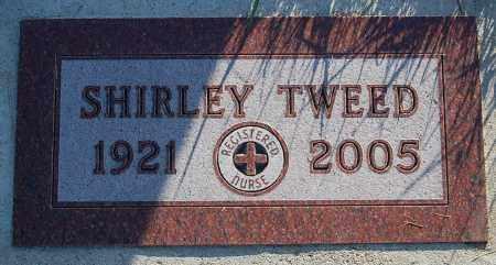 TWEED, SHIRLEY - Minnehaha County, South Dakota | SHIRLEY TWEED - South Dakota Gravestone Photos
