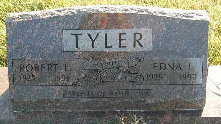 TYLER, ROBERT L. - Minnehaha County, South Dakota | ROBERT L. TYLER - South Dakota Gravestone Photos