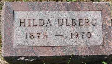ULBERG, HILDA - Minnehaha County, South Dakota   HILDA ULBERG - South Dakota Gravestone Photos