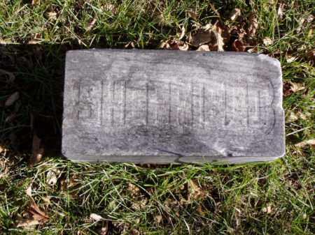UNKNOWN, SHELFIELD - Minnehaha County, South Dakota | SHELFIELD UNKNOWN - South Dakota Gravestone Photos