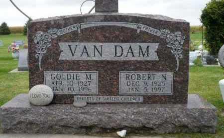 VAN DAM, GOLDIE M. - Minnehaha County, South Dakota | GOLDIE M. VAN DAM - South Dakota Gravestone Photos