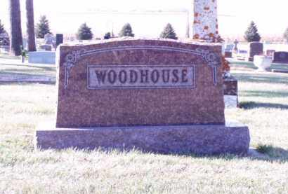 WOODHOUSE, WILLIE RAY - Minnehaha County, South Dakota | WILLIE RAY WOODHOUSE - South Dakota Gravestone Photos