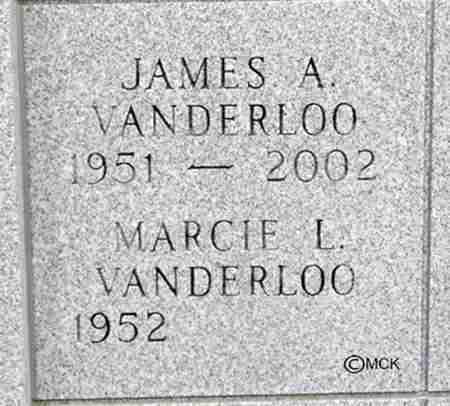 VANDERLOO, MARCIE L. - Minnehaha County, South Dakota | MARCIE L. VANDERLOO - South Dakota Gravestone Photos