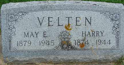 VELTEN, HARRY - Minnehaha County, South Dakota | HARRY VELTEN - South Dakota Gravestone Photos