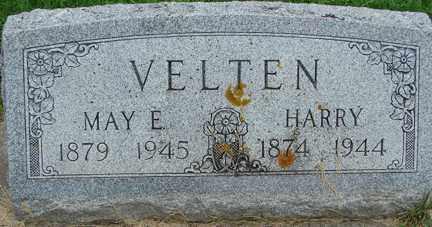 VELTEN, HARRY - Minnehaha County, South Dakota | HARRY VELTEN - South Dakota Gravestone Photos