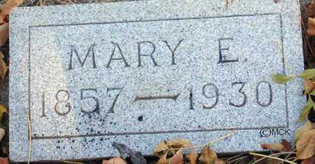 VINCENT, MARY E. - Minnehaha County, South Dakota | MARY E. VINCENT - South Dakota Gravestone Photos