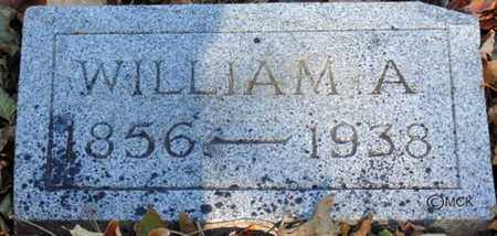 VINCENT, WILLIAM A. - Minnehaha County, South Dakota | WILLIAM A. VINCENT - South Dakota Gravestone Photos