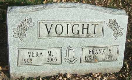 VOIGHT, VERA M. - Minnehaha County, South Dakota | VERA M. VOIGHT - South Dakota Gravestone Photos