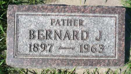 VORTHERMS, BERNARD J. - Minnehaha County, South Dakota | BERNARD J. VORTHERMS - South Dakota Gravestone Photos
