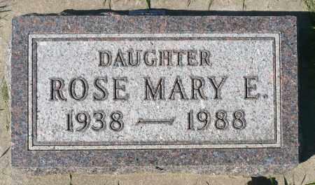 VORTHERMS, ROSE MARY E. - Minnehaha County, South Dakota | ROSE MARY E. VORTHERMS - South Dakota Gravestone Photos