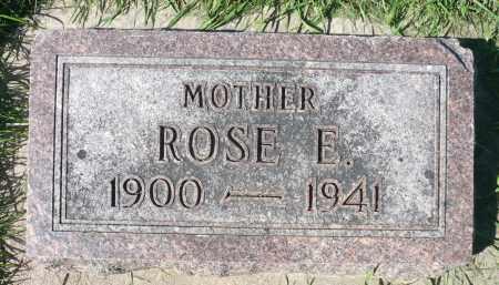 VORTHERMS, ROSE E. - Minnehaha County, South Dakota | ROSE E. VORTHERMS - South Dakota Gravestone Photos